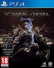 SOMBRAS DE GUERRA PS4 + DLC
