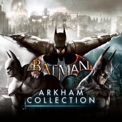 Batman Arkham Collectión