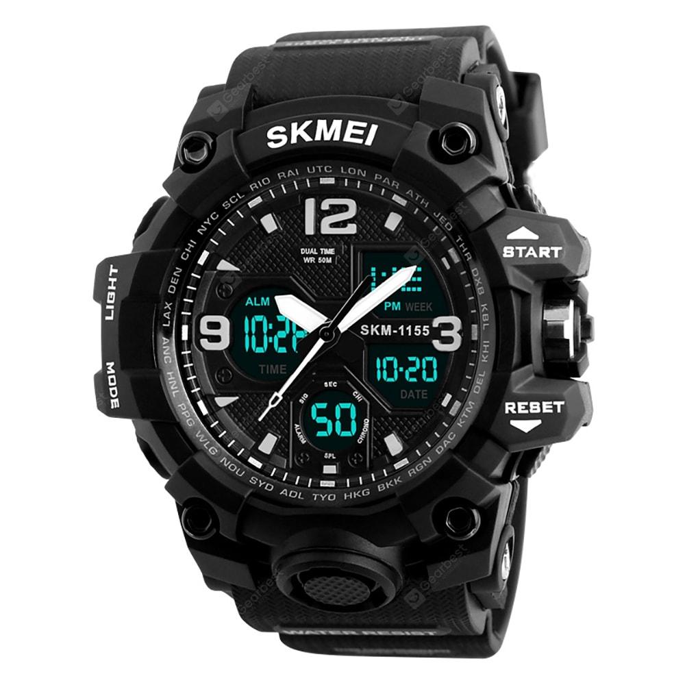 Reloj deportivo SKMEI con cronógrafo