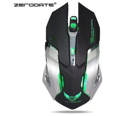 Ratón gaming ZERODATE X70