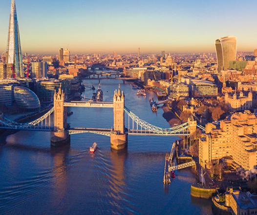 Vuelos a Londres desde 16€ ida y vuelta