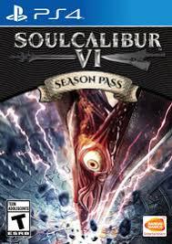 1,14€!! Soul Calibur 6 PS4 Season Pass