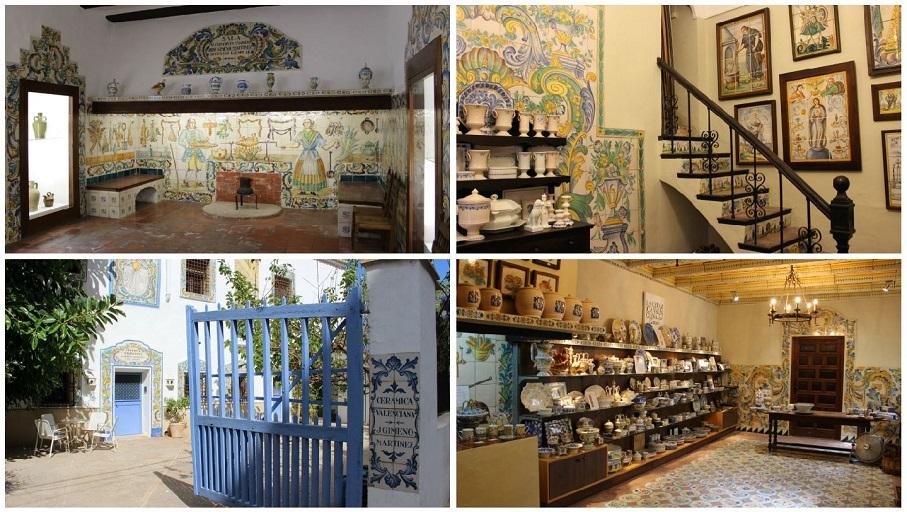 Visita gratuita al Museo de Cerámica de Manises y la fábrica de La Cerámica Valenciana