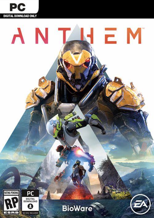 Anthem PC + DLC