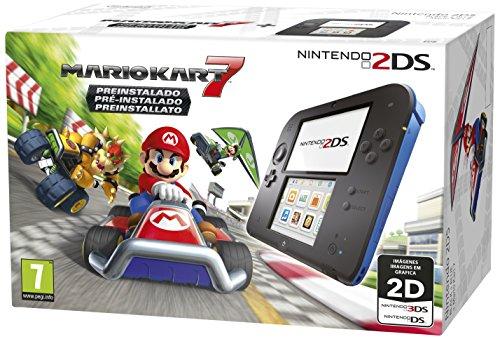 Nintendo 2DS Mario Kart 7 solo 67.5€