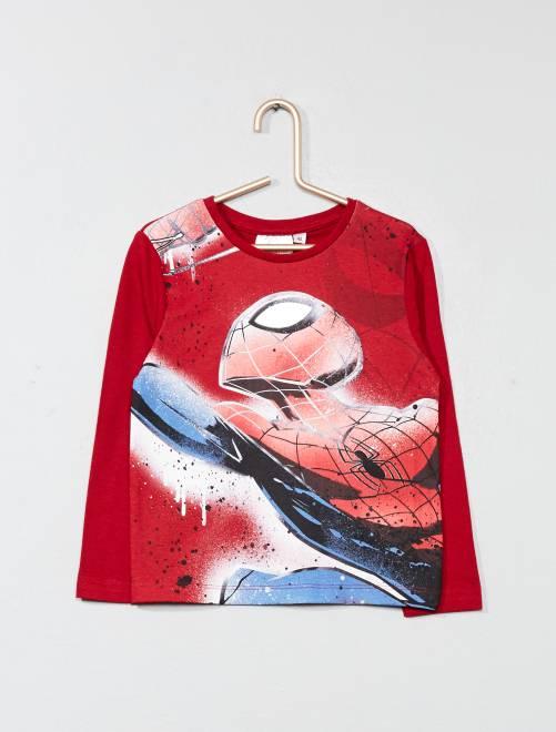 Camisetas niño Star Wars y Marvel