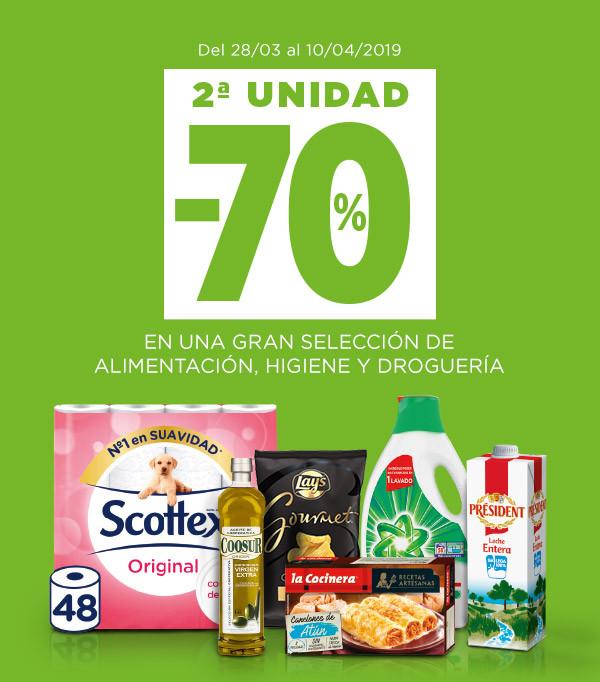 Aceite de oliva virgen extra a menos de 3€ lt + ofertas Hipercor hasta el 70% en la segunda unidad +10€ de regalo en compras de mas de 60€