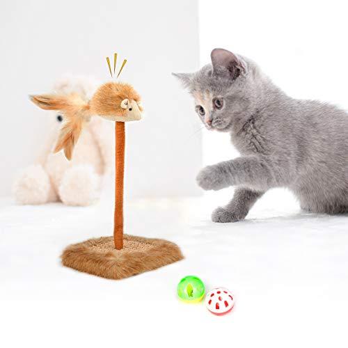 Fantástico juguete para Gatos