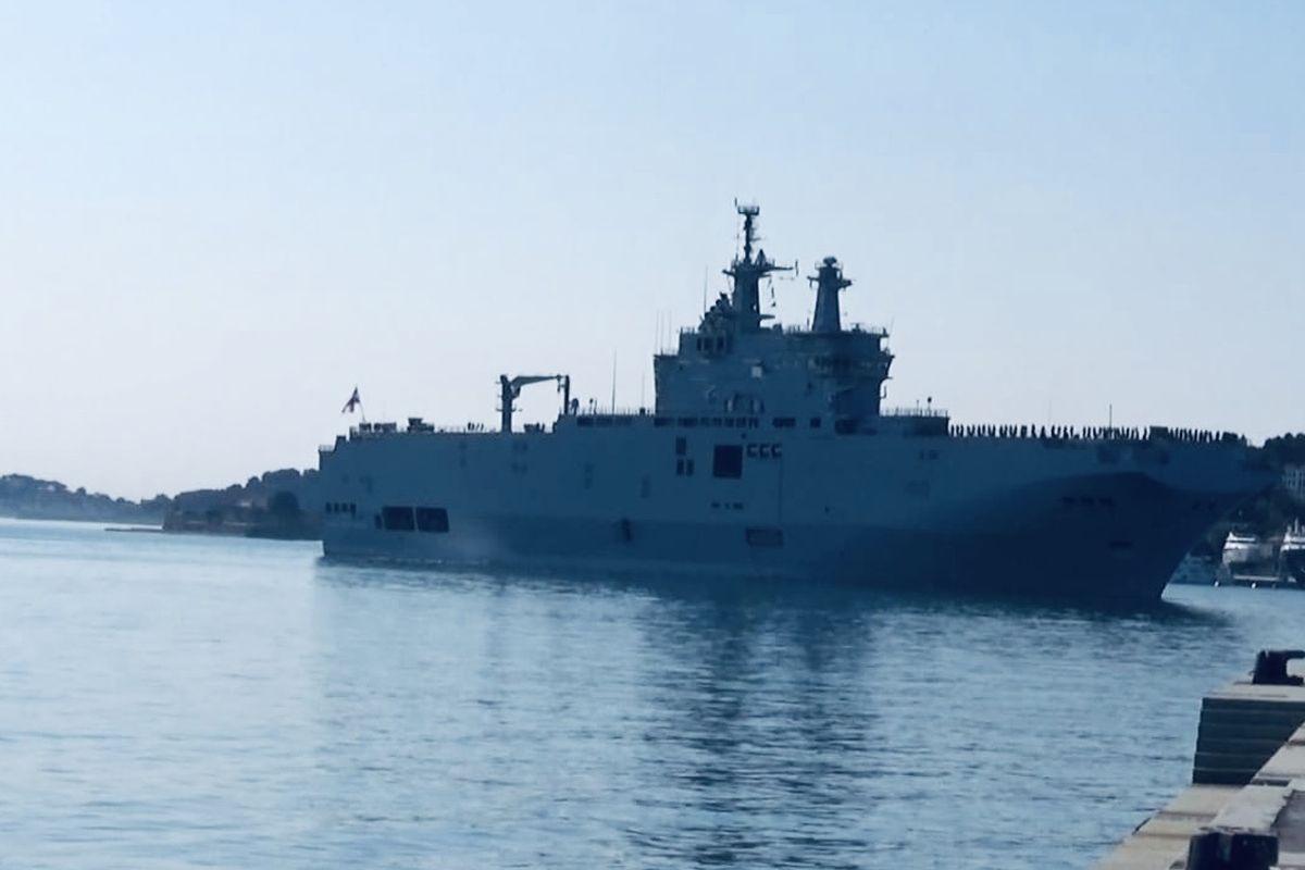 Cartagena (7 abril): Puertas abiertas a buque y fragata egipcios + Exposición