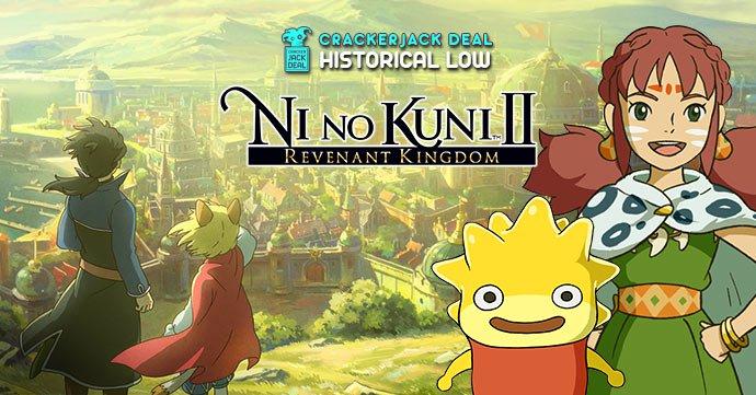 Ni no Kuni 2 - PC Digital [Mínimo historico]