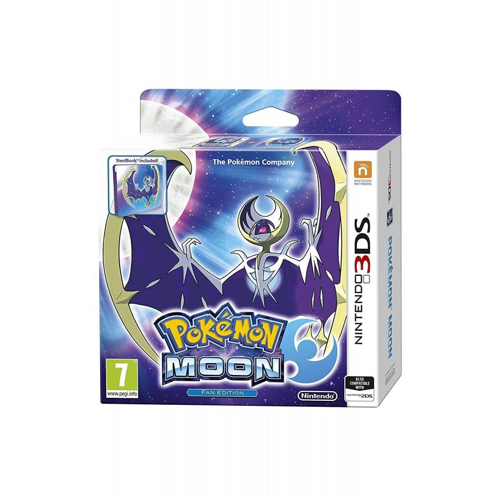 Pokemon luna edición especial 19,90€