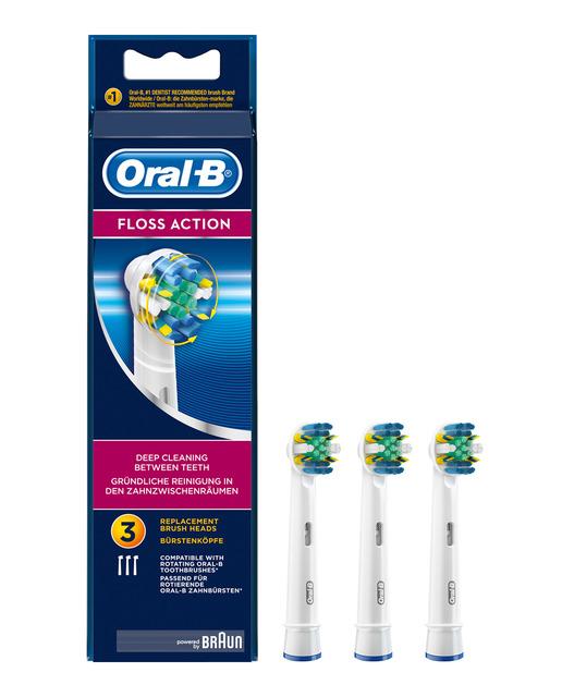 Segunda unidad al 70% en recambios Oral B