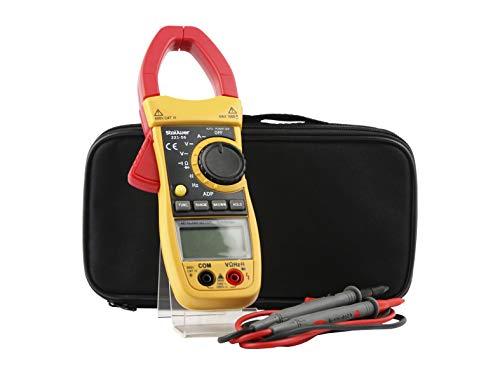 Amperimetro con Rango Manual o automático