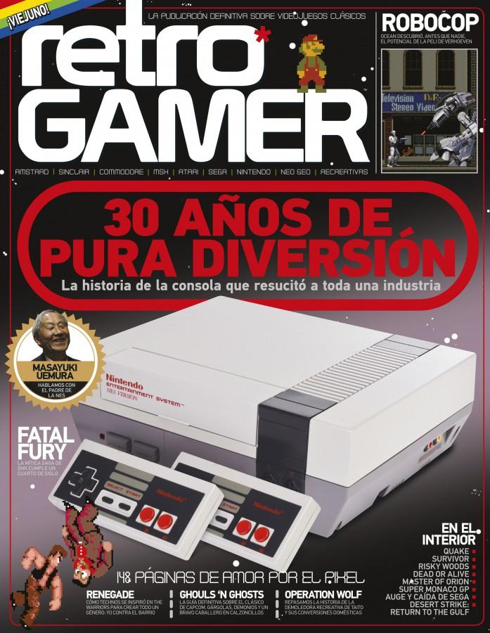 153 números gratis de la revista Retro Gamer