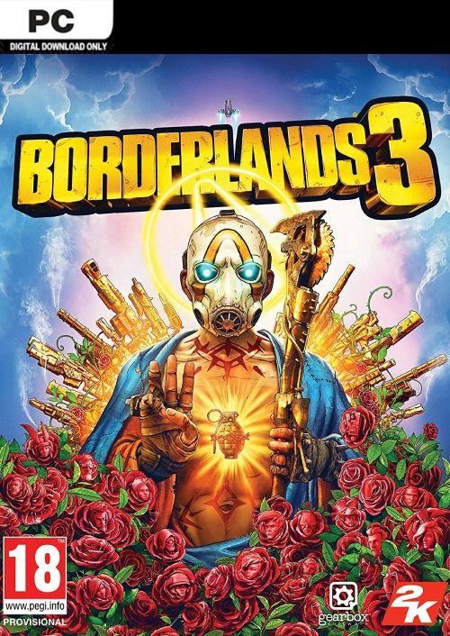 Reserva Borderlands 3 para PC