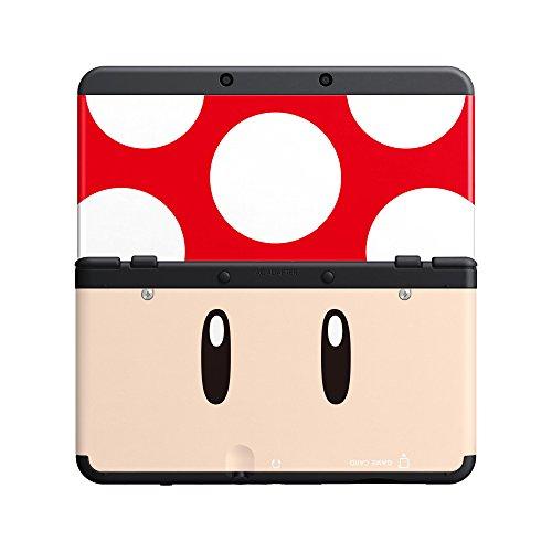 Cubierta Toad, Color Rojo (New Nintendo 3DS)