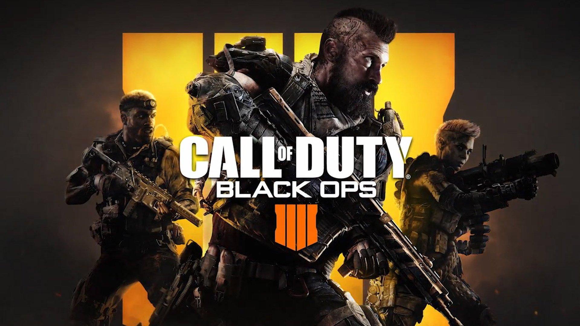 CoD Black Ops 4 Edición Especialista