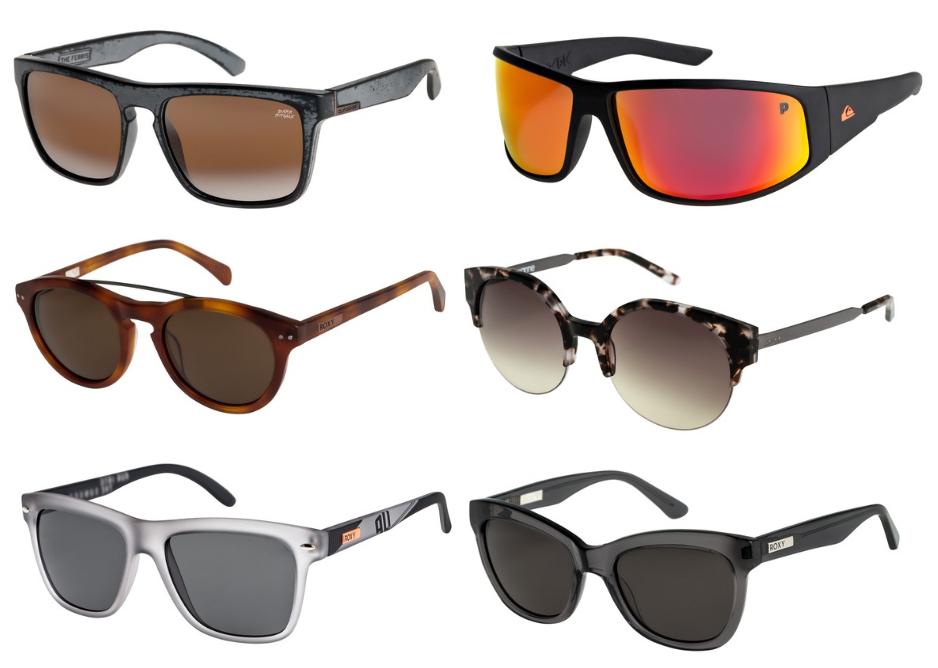 30% + 50% EXTRA en gafas de sol Quiksilver y Roxy