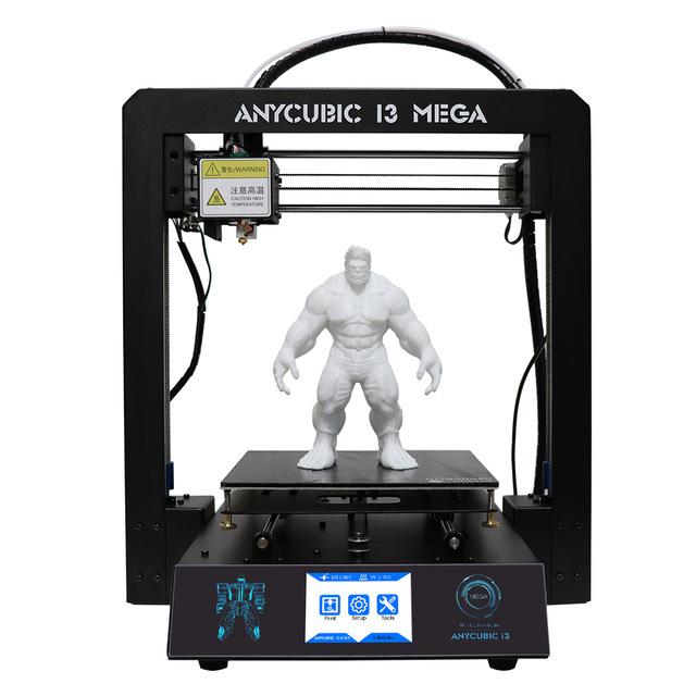 Anycubic 3D i3 Mega desde España