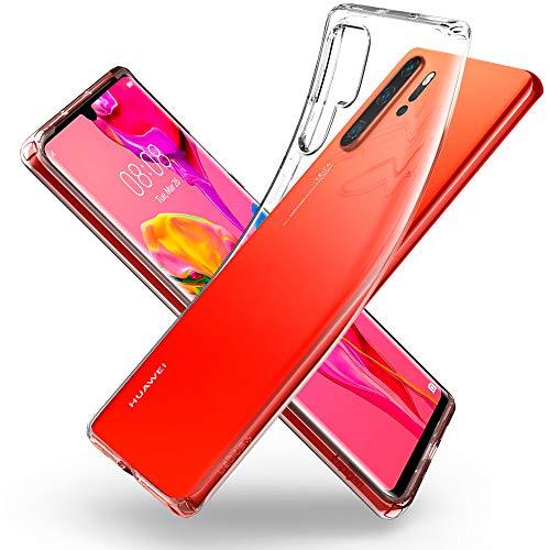 Funda de Huawei P30 Pro Spigen Liquid Crystal