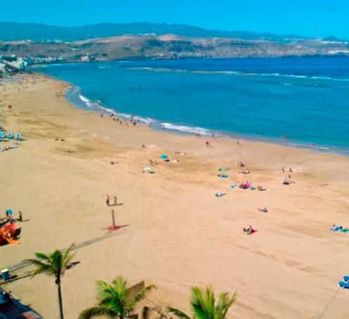8 días en Gran Canaria en Junio 161€/p= alojamiento con cocina + vuelos desde Madrid