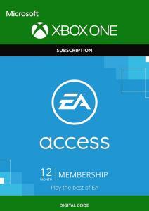 20€ por EA Access - 12 Meses (Xbox One)