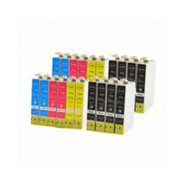 PACK 20 CARTUCHOS EPSON T0711/T0712/T0713/T0714