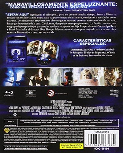 Película Poltergeist bluray book