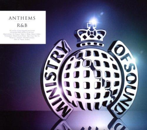 3CDs R&B Anthem por 1€