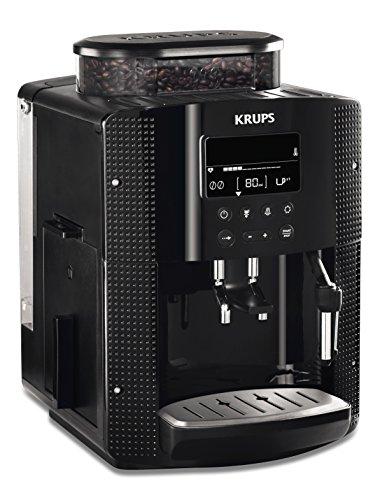 Krups Essential EA81P070 - Cafetera Superautomática, 15 Bares