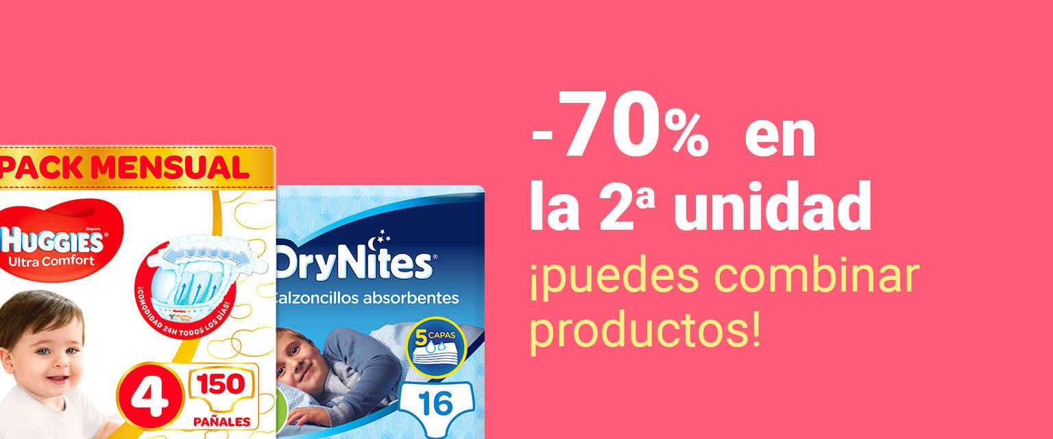 420 pañales talla 2 y 512 toallitas por 50€ (Barcelona)