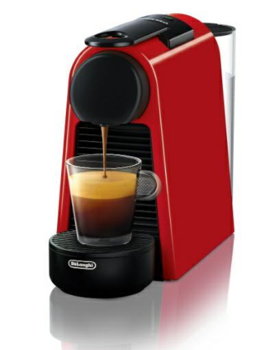 Cafetera Nespresso GRATIS De'Longhi Essenza Mini con la compra de cápsulas