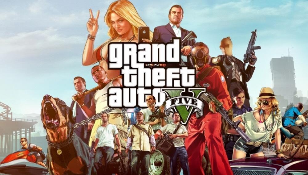GTA V para PC por solo 12.19€