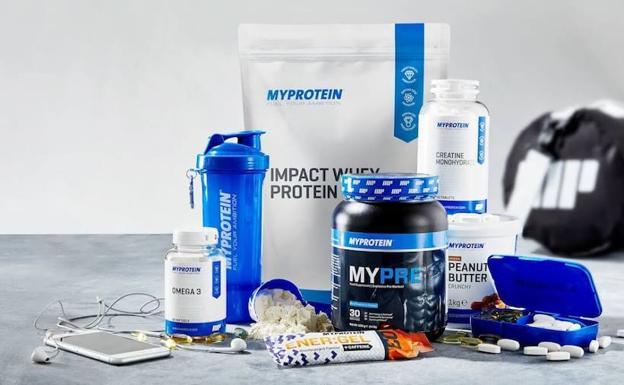 Un 40% de descuento en todo MyProtein sin restricciones