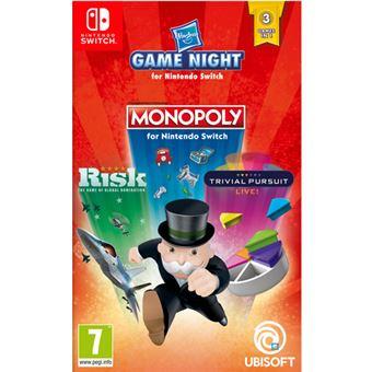 Hasbro Game Night para Nintendo Switch
