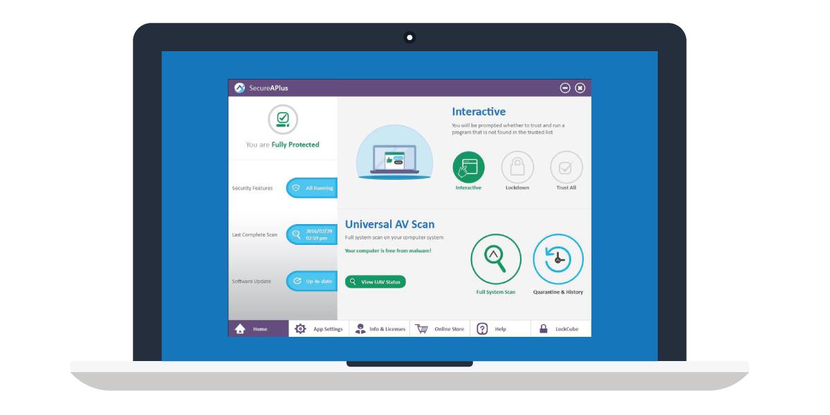 ¡Antivirus SecureAPlus Premium GRATIS!