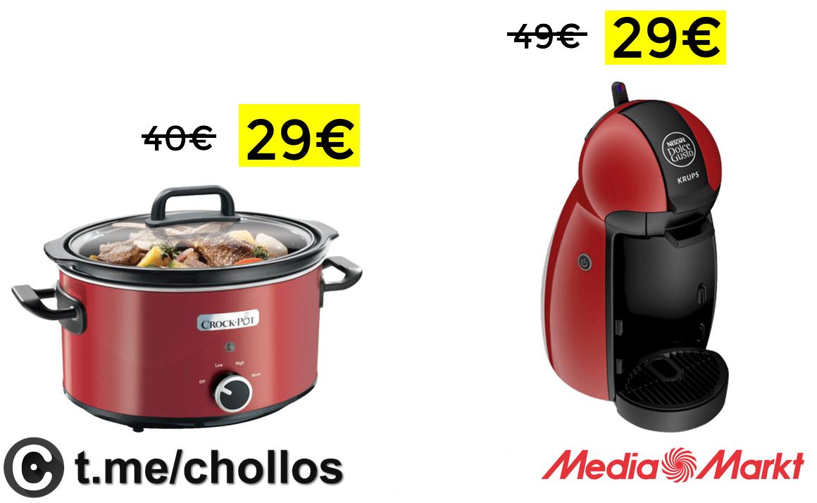 CrockPot Olla = 29€