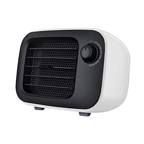 Calefactor cerámico con 500W de potencia