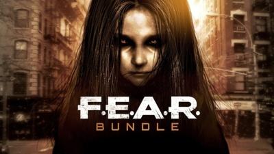 PC: F.E.A.R. BUNDLE: FEAR, FEAR 2, FEAR 2 REBORN DLC, FEAR 3