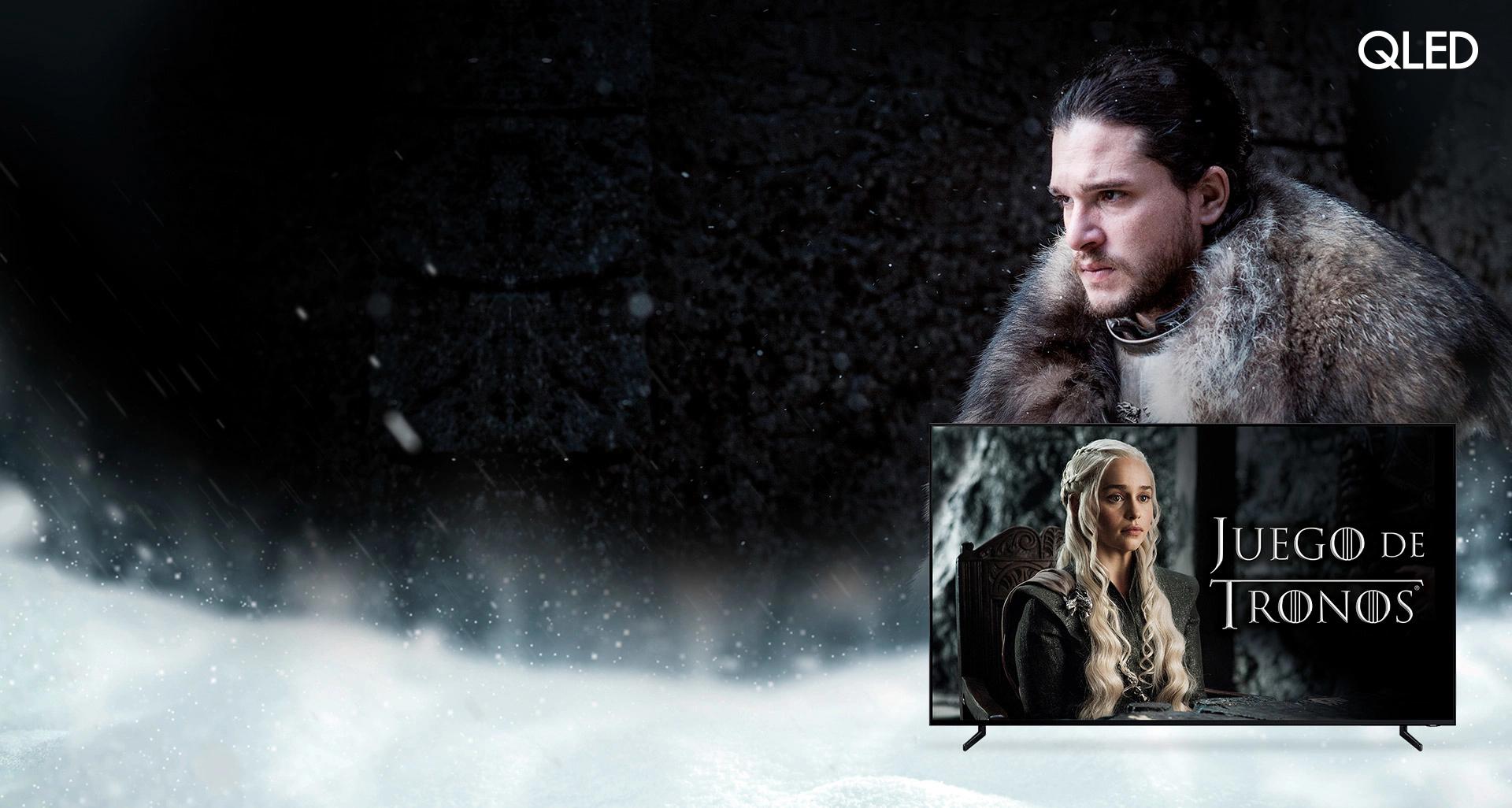 Por la compra de un televisor Samsung Qled 6 meses gratis HBO España
