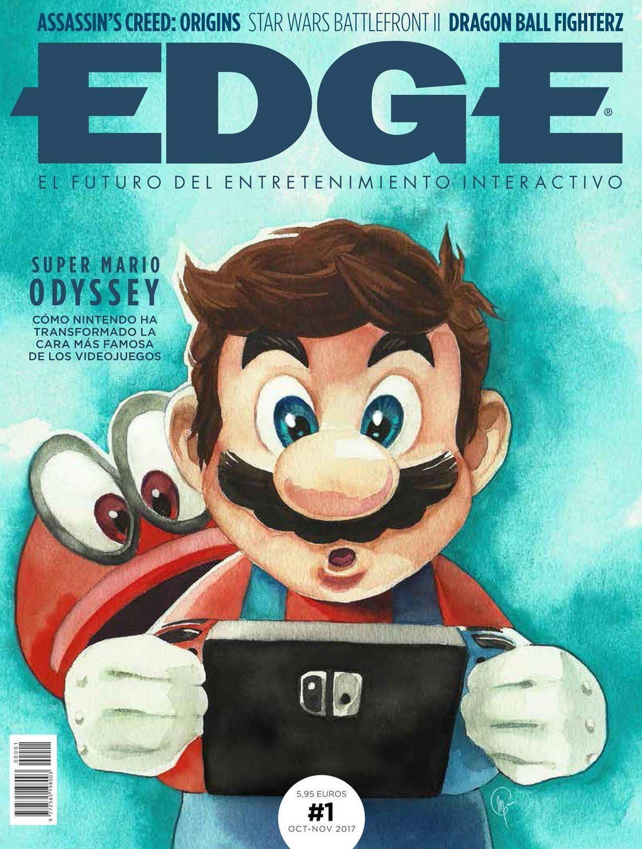 Gratis, más de 500 números de las revistas EDGE, ZERO, CGW y YOUR SINCLAIR