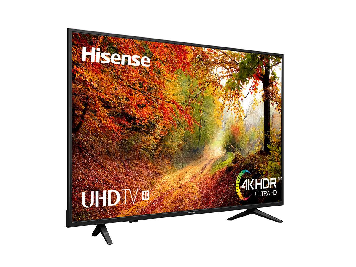 "Hisense 65"" 4K SmartTV HDR solo 450€"