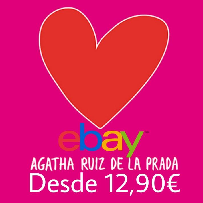 Descuentos en bisuteria de Agatha Ruiz de la Prada