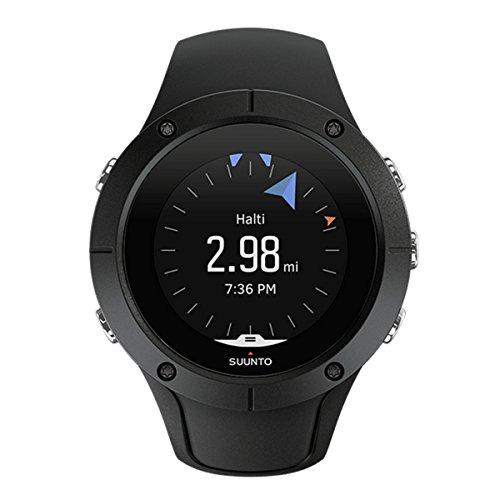 Suunto Spartan Trainer Wrist HR - Reloj de entrenamiento - Unisex, color Negro