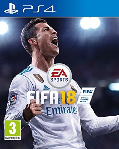 Fifa 2018 Edición Estándar solo 33.9€