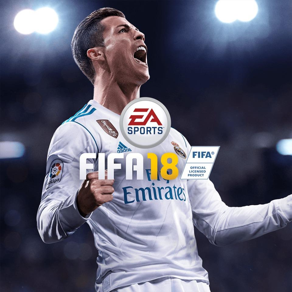 FIFA 18 DIGITAL PSN PS4