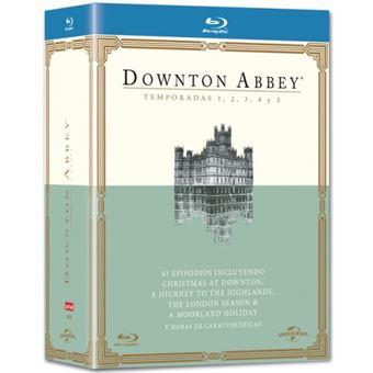 Venta Flash Downton Abbey serie completa en bluray