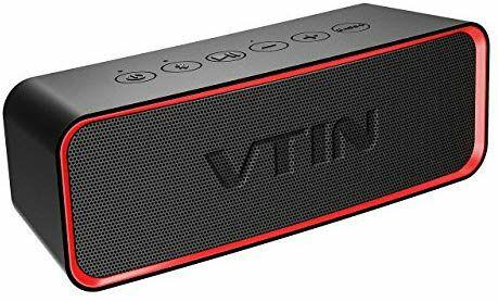 VicTsing Vtin R2 - Altavoz Bluetooth portátil