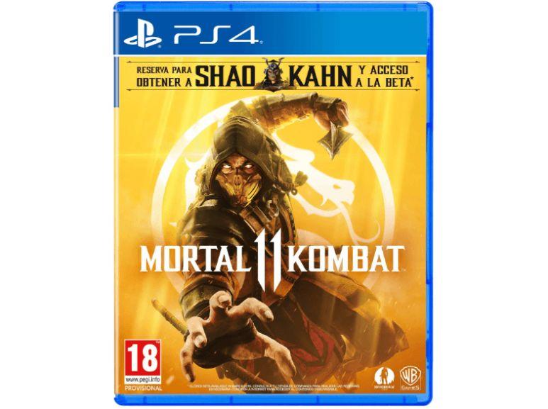 Cambiazo en mediamarkt Days Mortal kombat 11 PS4 XBOX SWITCH y DAYS GONE PS4