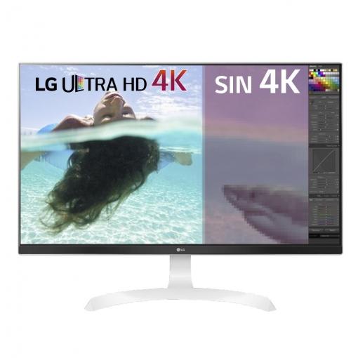 Monitor Gaming LG 27UD69-W 68,58 cm - 27''.  Producto Reacondicionado
